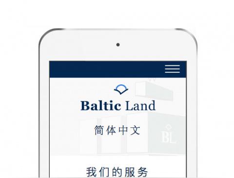 Сайт на китайском языке